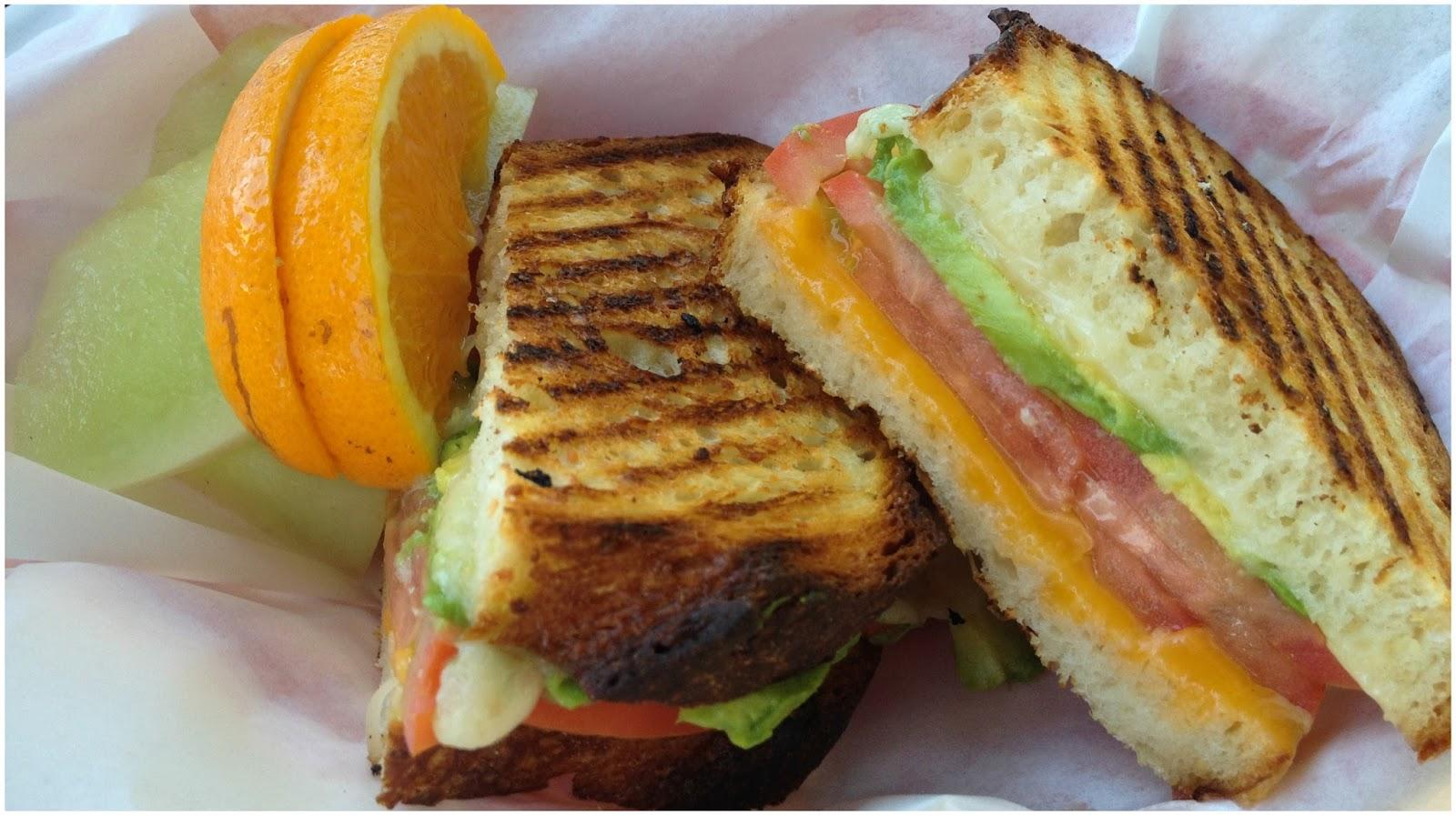 grilled cheese, dana point, california