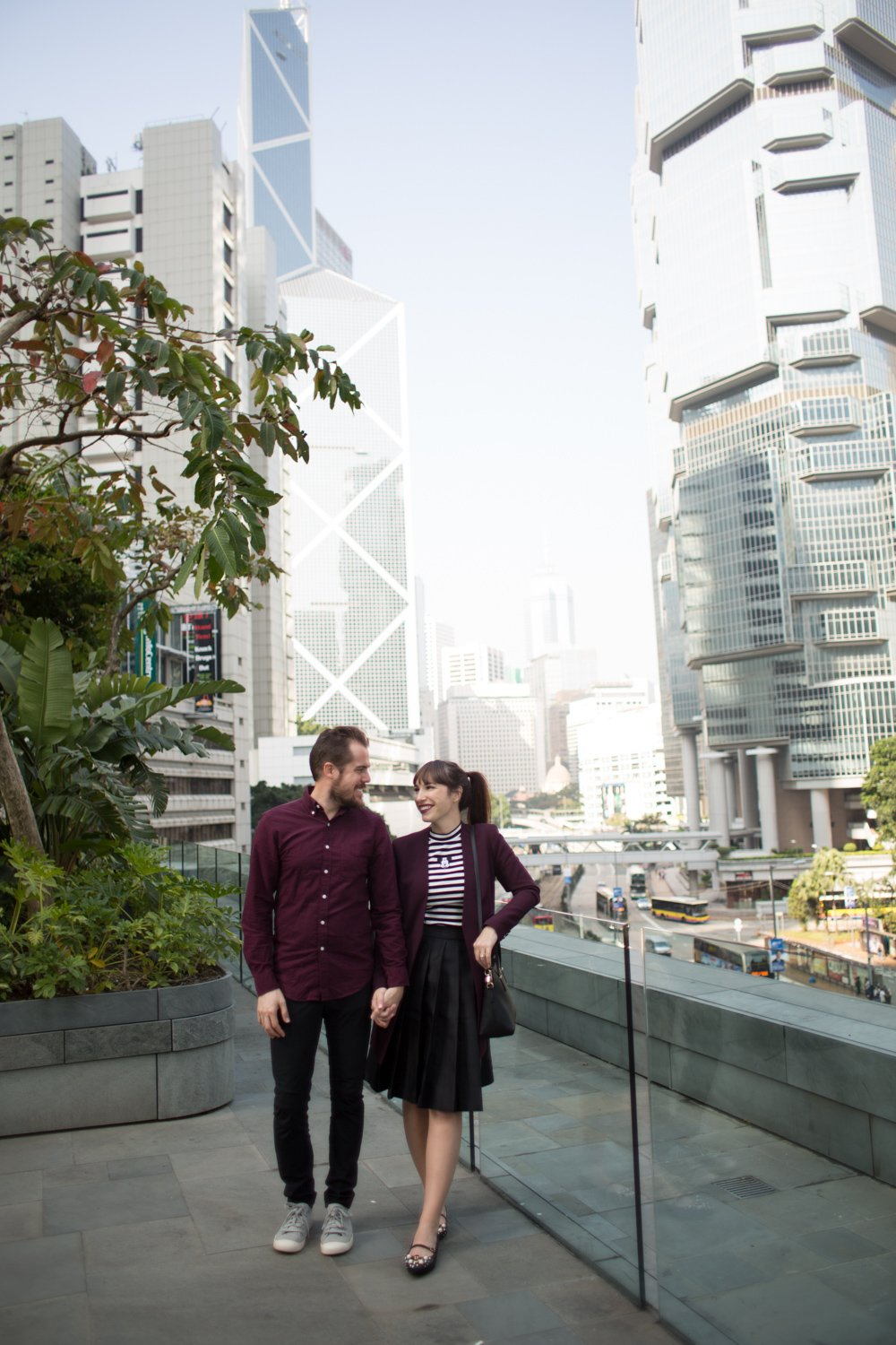 hong kong travel style couples-3