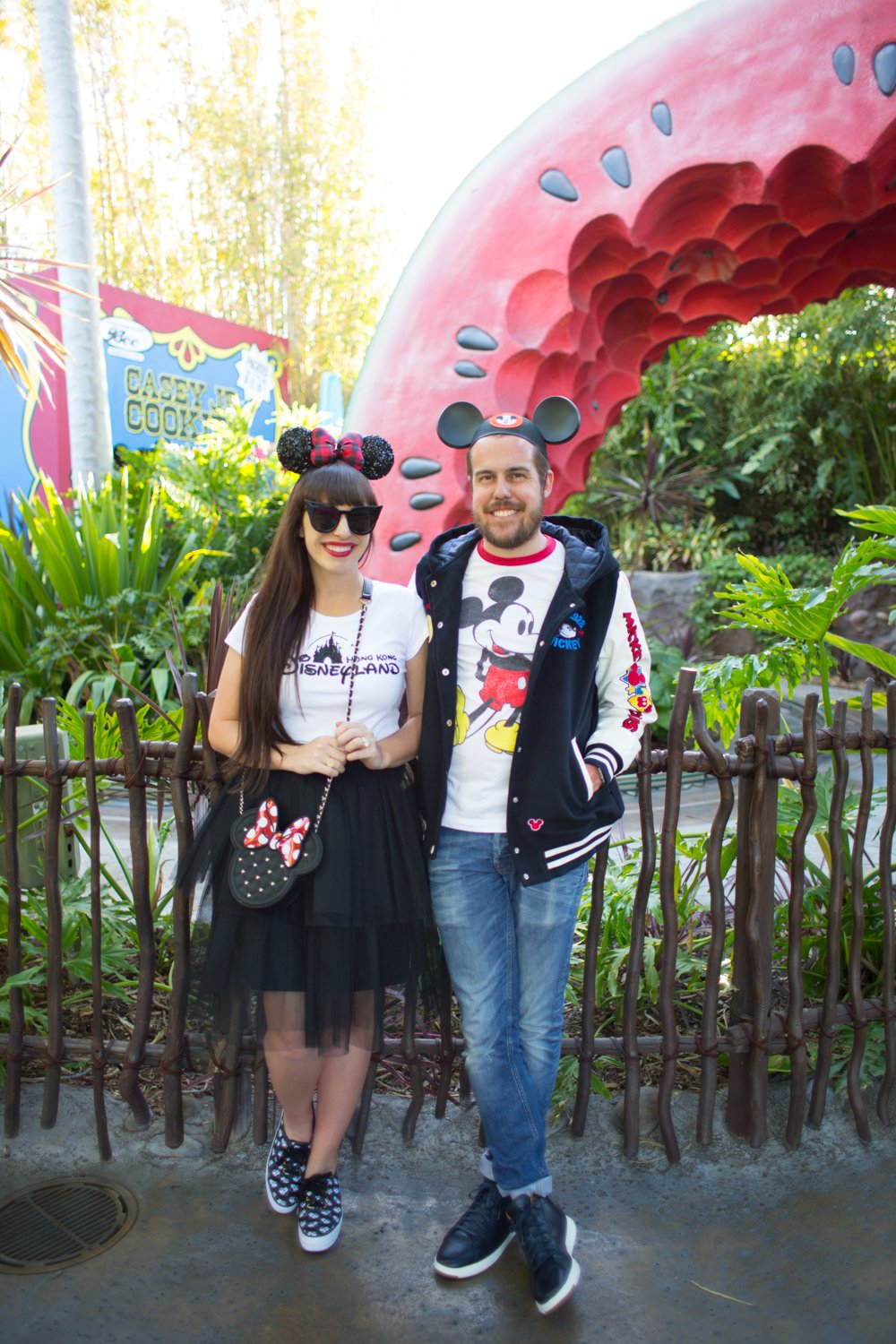 Disneyland Mickey And Minnie Style Kelsey Bang