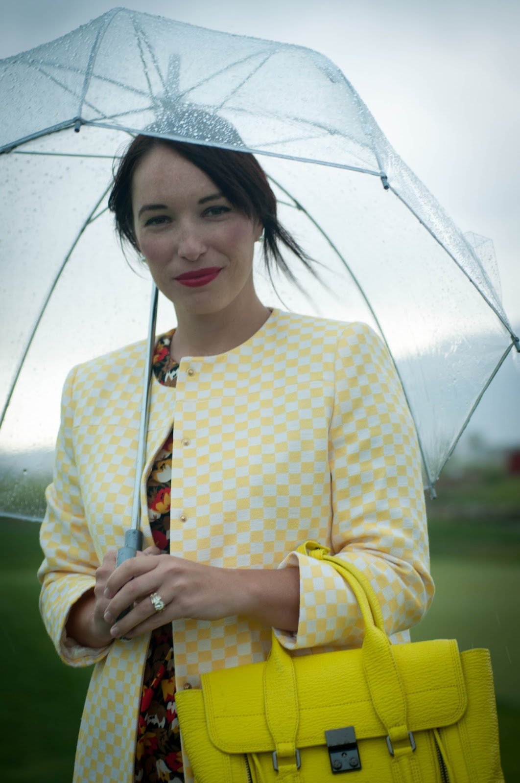 ootd, anthropologie ootd, fashion blog, style blog, target style, target umbrella, zara coat