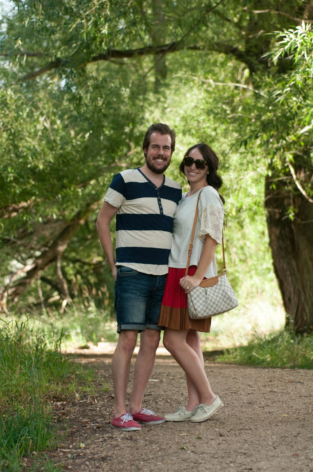 couples style, couples fashion, ootd, couples fashion blog, anthropologie ootd, his and her fashion