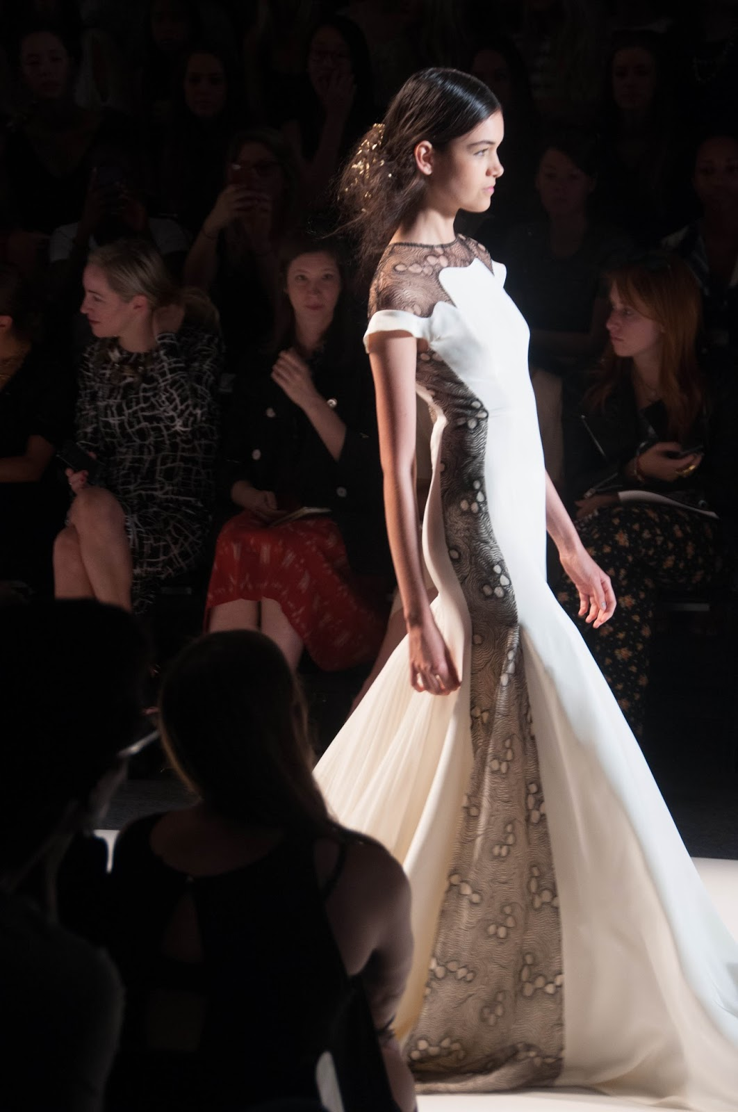 lela rose, lela rose spring and summer 2014 runway show, mercedes benz fashion week, new york fashion, spring and summer fashion week