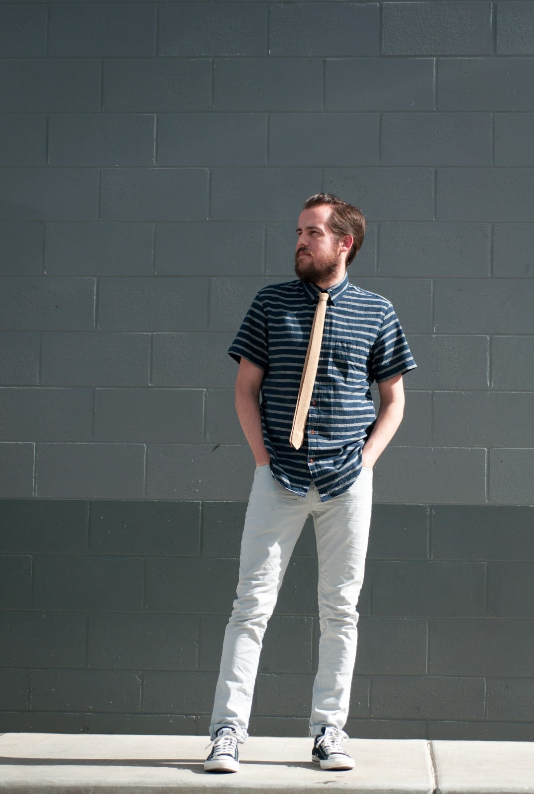 mens style blog, mens fashion blog, all saints, jcrew, ootd, skinny tie, ootd