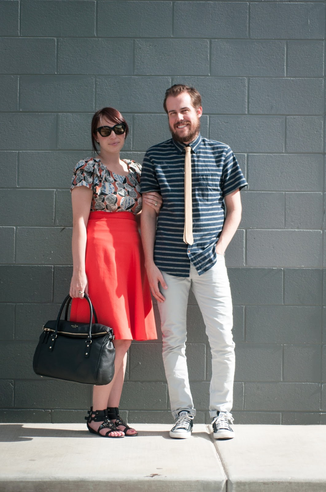 couples blog, ootd, fashion blog, style blog, mens style blog, mens fashion blog, kate spade new york, karen walker