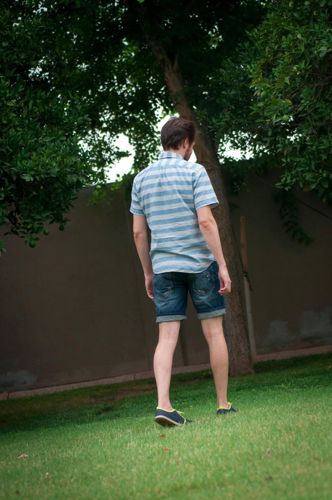 zara, zara mens, jcrew mens stripe short, jcrew pop over sleeve shirt in stripes, zara shoes, mens style blog, mens fashion blog, ootd