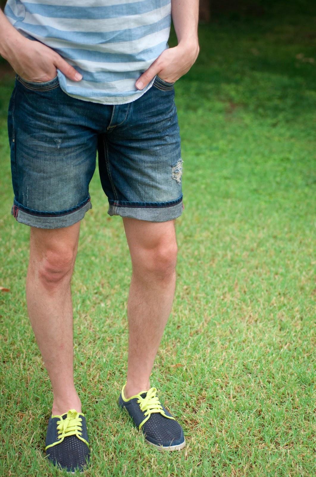 zara men, zara mens shorts, zara shoes, jcrew stripe shirt, jcrew ootd, mens style, mens fashion