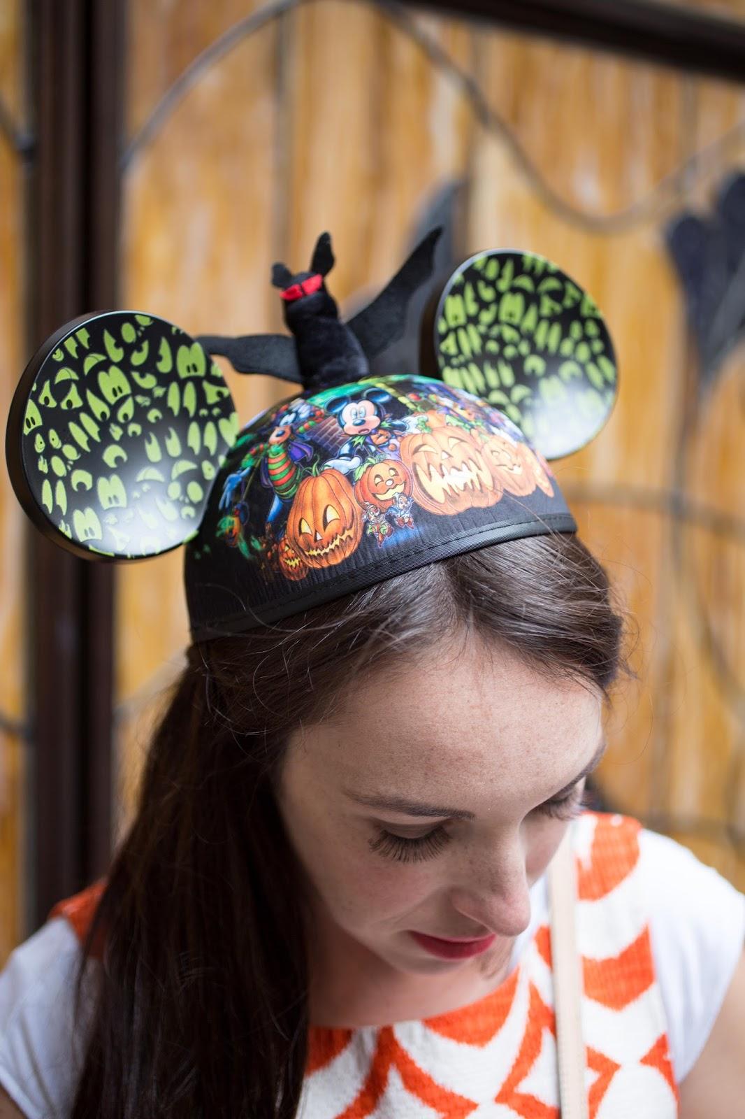 Mickeys Halloween Party!   Kelsey Bang