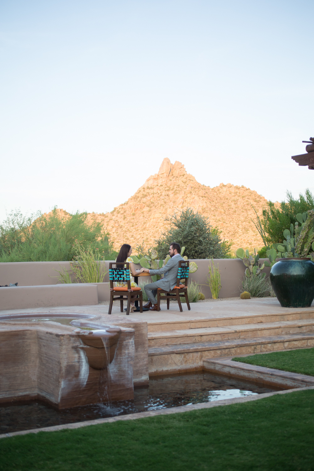 Four Seasons Resort Scottsdale at Troon North Romantic Getaway Review