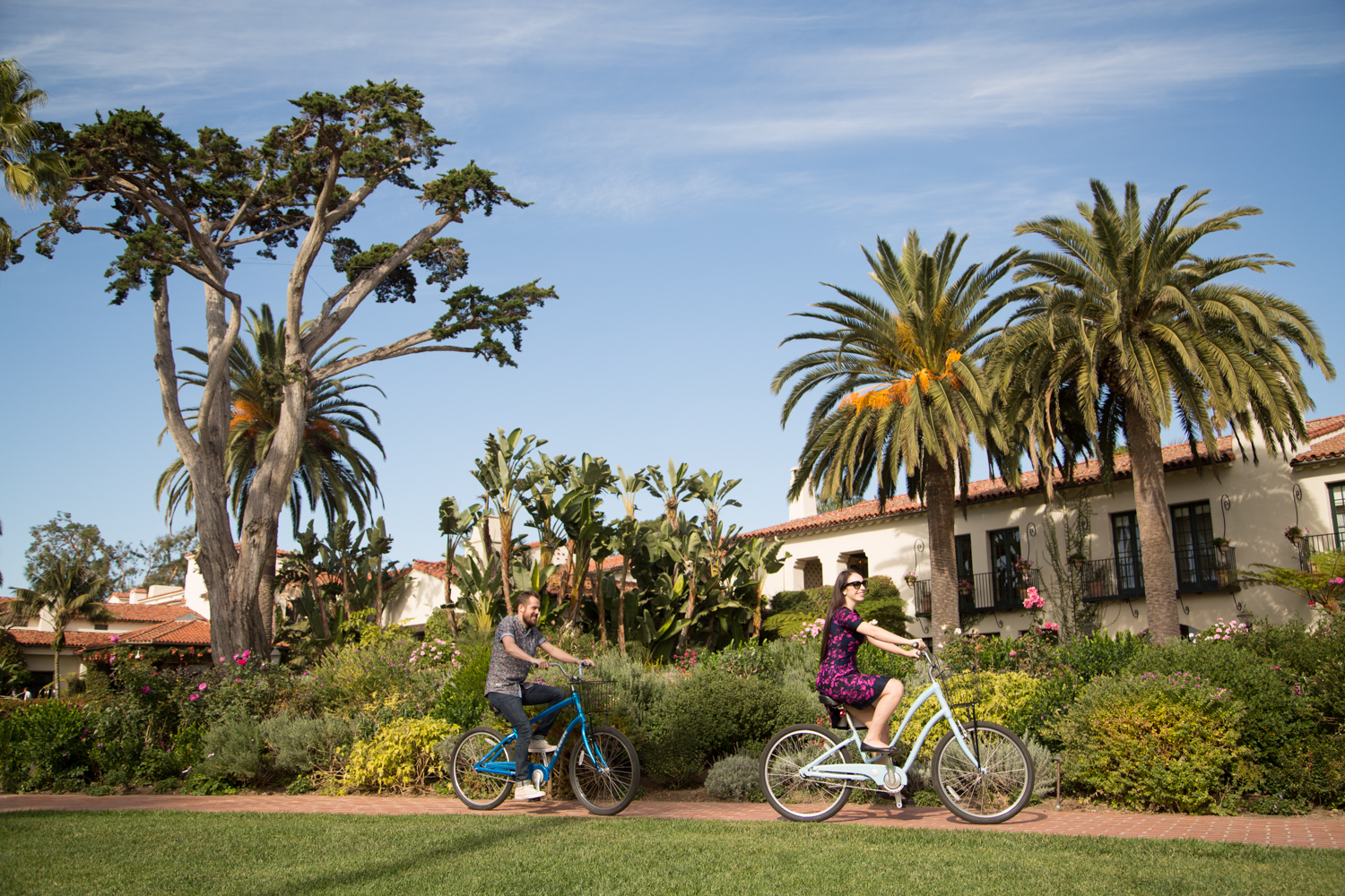 Four Seasons The Biltmore Santa Barbara Bike Rentals Review