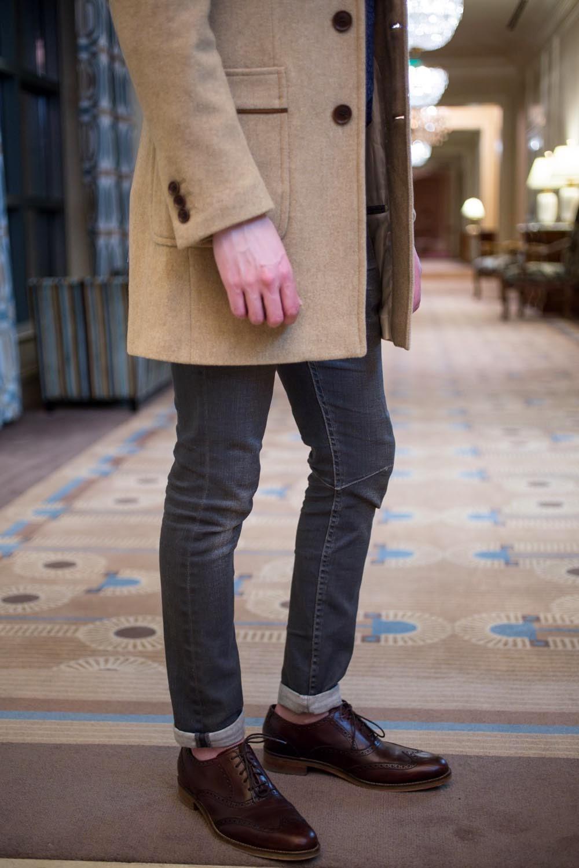 Cole Haan Wingtip Shoes