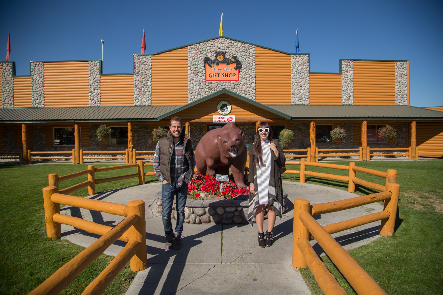 Yellowstone Bear World Review