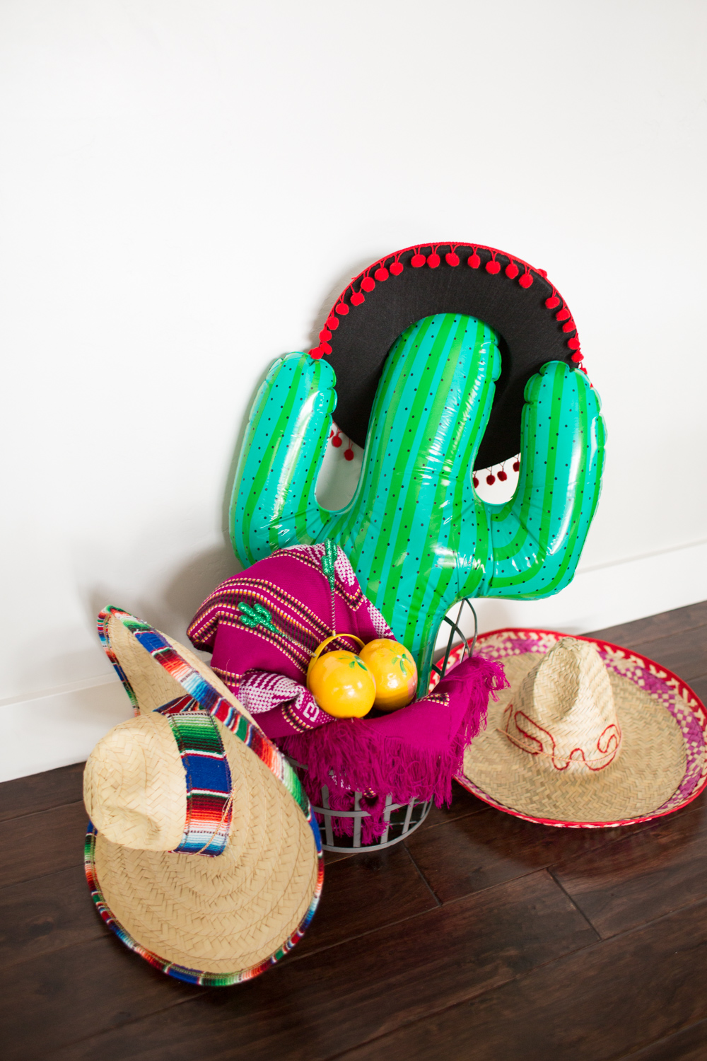 Cactus Fiesta Party Decor and Food Ideas