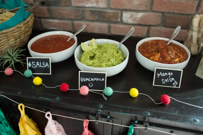 Cactus Fiesta Dessert Table