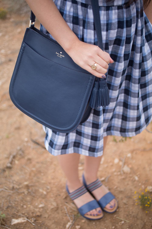 Kate Spade Saddel Bag
