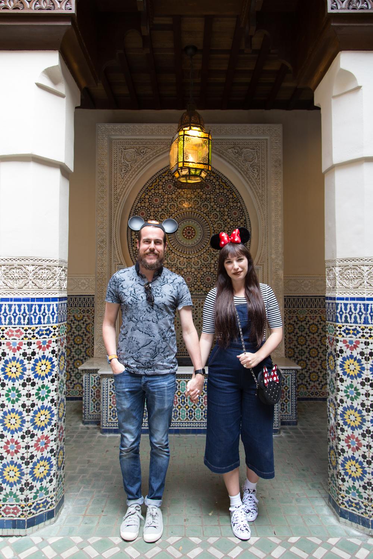 Walt Disney World's Epcot Flower and Garden Festival 2016