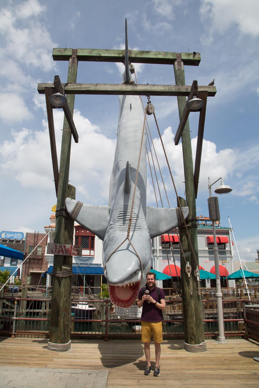 Universal Studios Orlando Adventure Blog Jaws