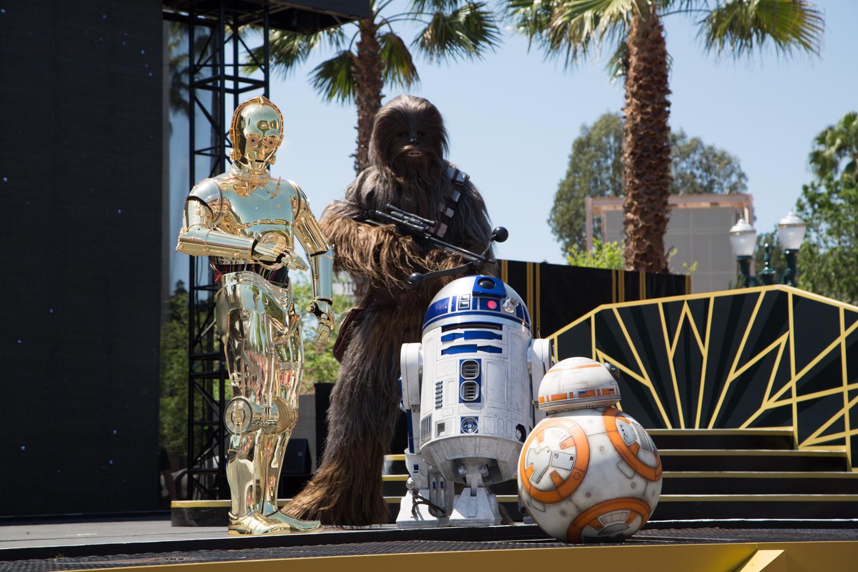 Star Wars Show at Hollywood Studios Walt Disney World