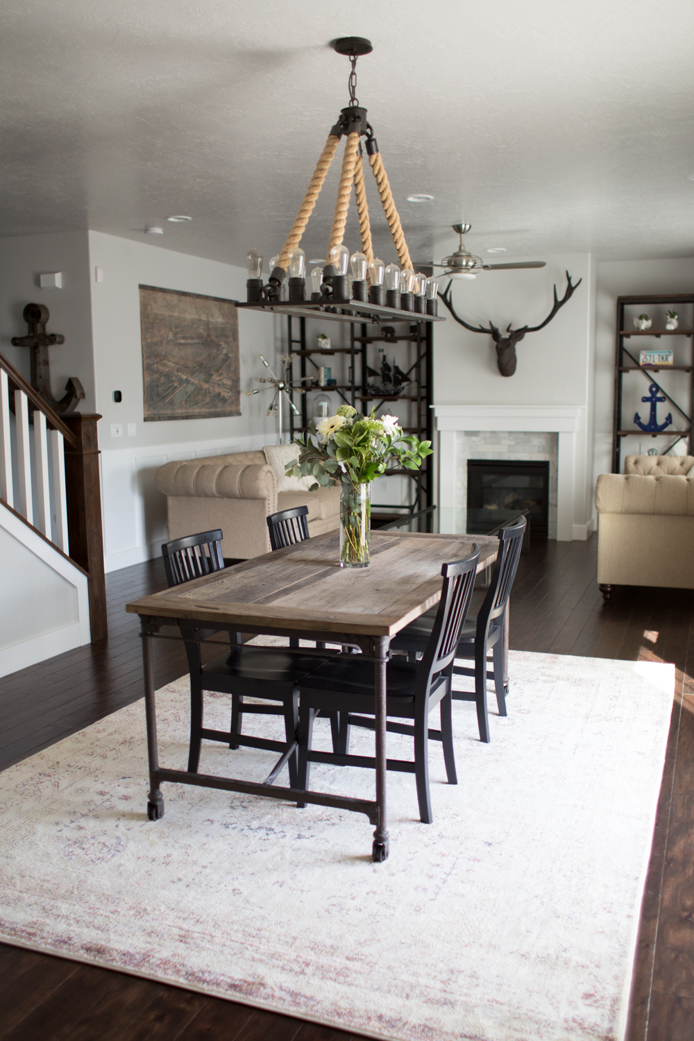 Restoration Hardware Home Design Inspiration
