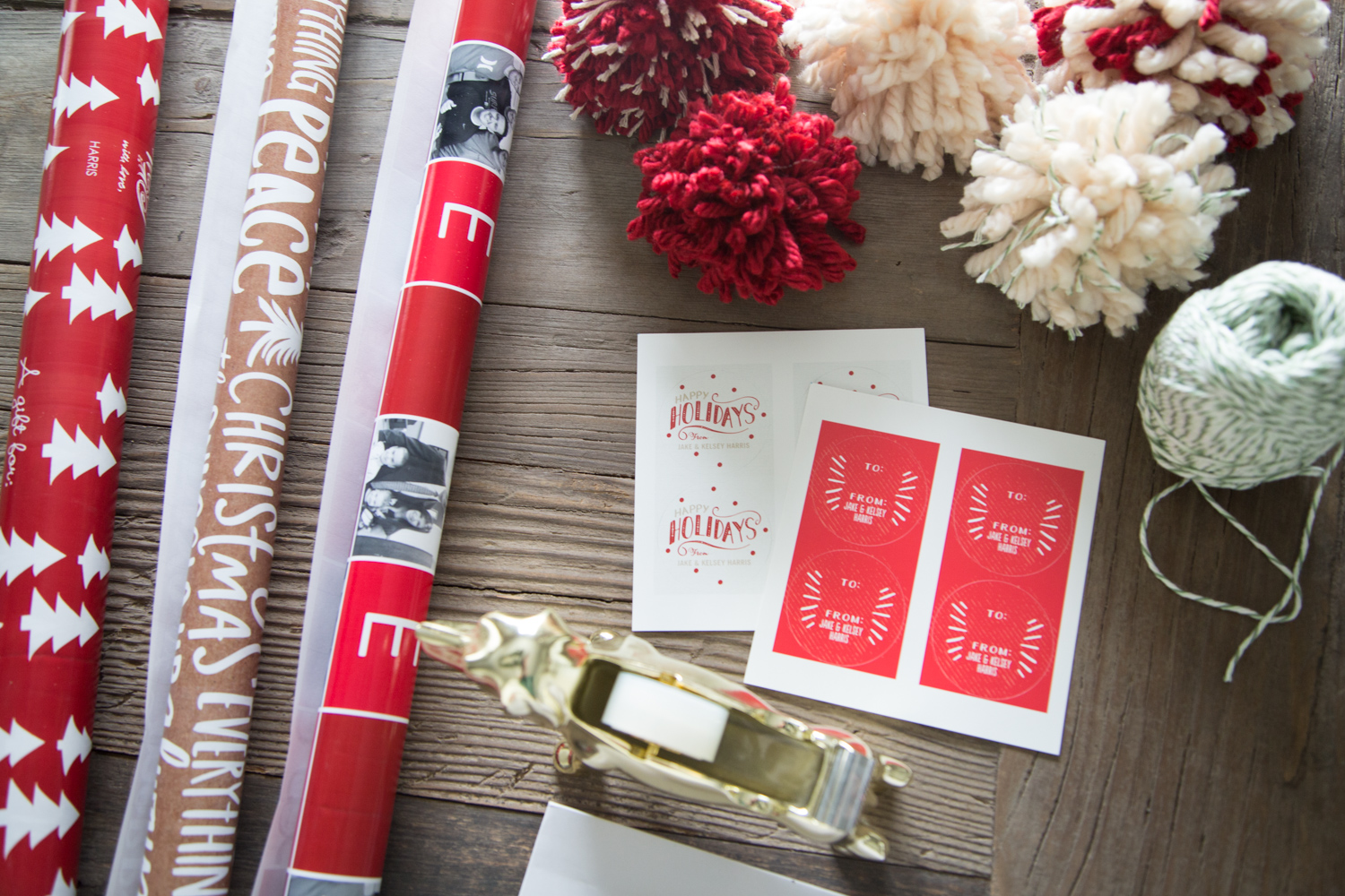 Cute Gift Wrapping Ideas for Christmas