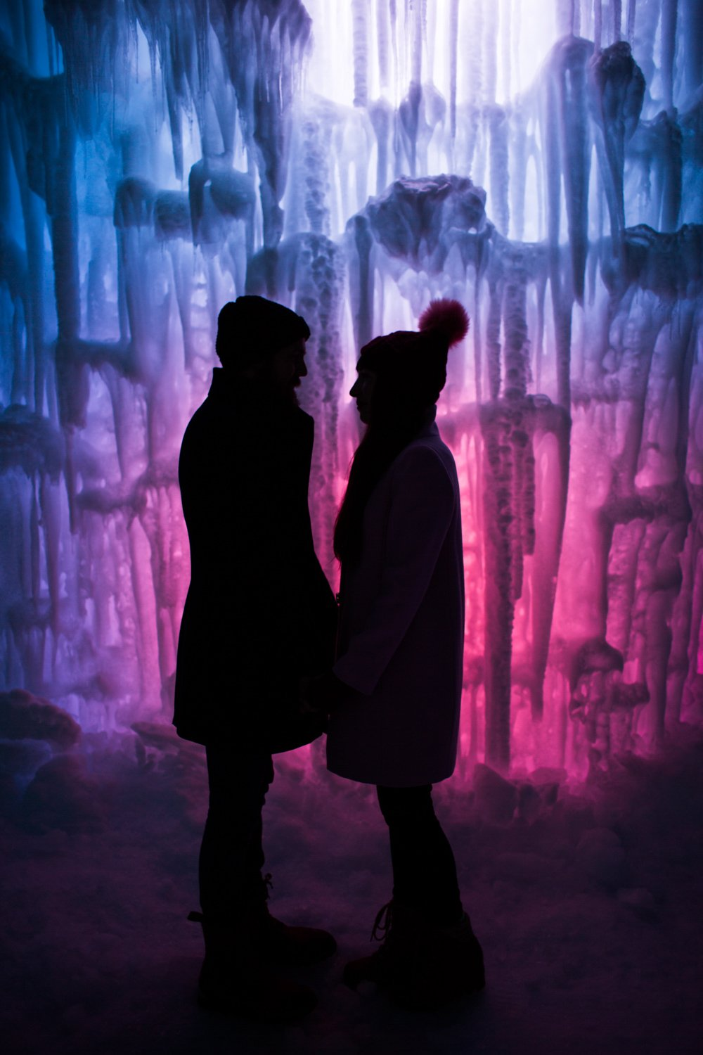 midway-ice-castles-zermont-homestead