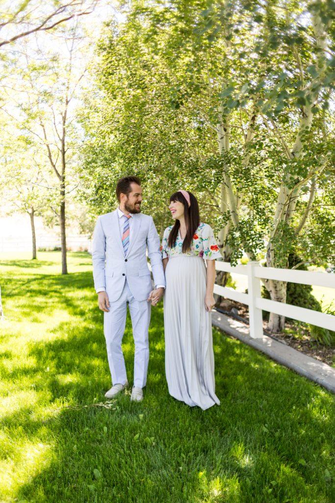 24 Weeks- Twin Pregnancy Bump Update | Kelsey Bang