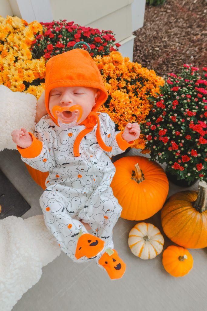 Halloween Porch Decor Kelsey Bang