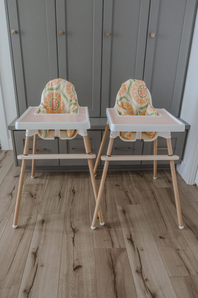 Easy Ikea Highchair Diy Free Support Pillow Cover Pattern