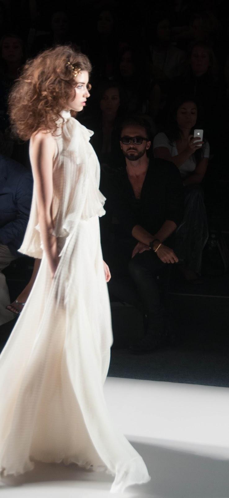 jenny packham spring and summer 2014, jenny packham, new york fashion week, Mercedes benz fashion week, lincoln center 2014, mercedes benz 2014