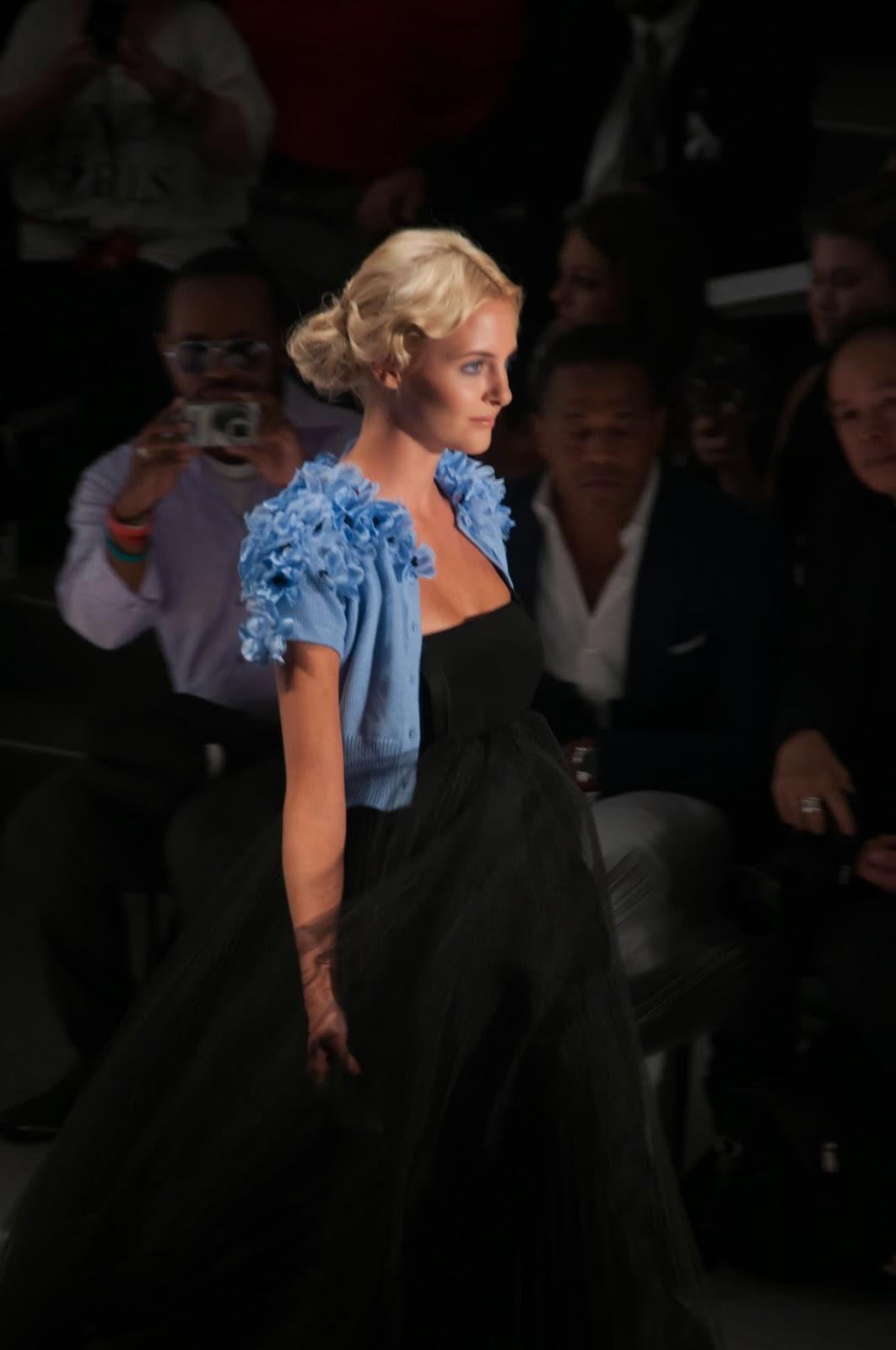 zang toi, zang toi new york fashion week runway, new york fashion week designers, new york fashion week, spring summer 2014 fashions, zang toi ballet babe runway show, zang toi 2014