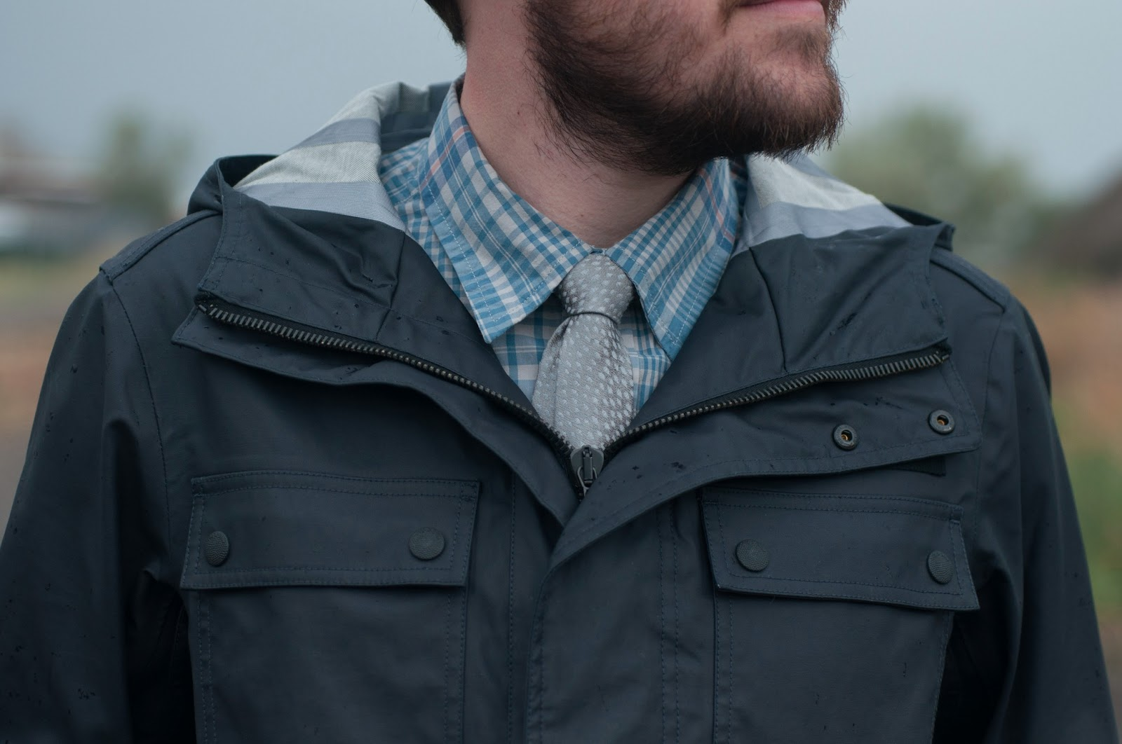 style blog, fashion blog, style blogger, fashion blogger, rag and bone, rag and bone lowman jacket, mens style, mens fashion, mens fashion bloggger, jcrew, jcrew plaid slim fit button up shirt, jcrew, jcrew slim fit, burberry, burberry mens tie, burberry tie, burberry grey tie, all saints, all saints cigarette jeans, all saints sodium cigarette jeans, all saints sodium cigarette jeans sky blue, vans, vans authentic sneaker, vans shoes, train tracks, rainy day,