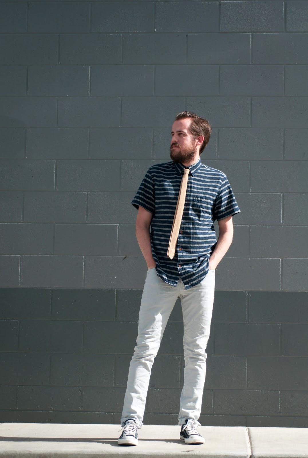 mens style blog, mens fashion blog, all saints, jcrew, ootd, skinny tie, ootd