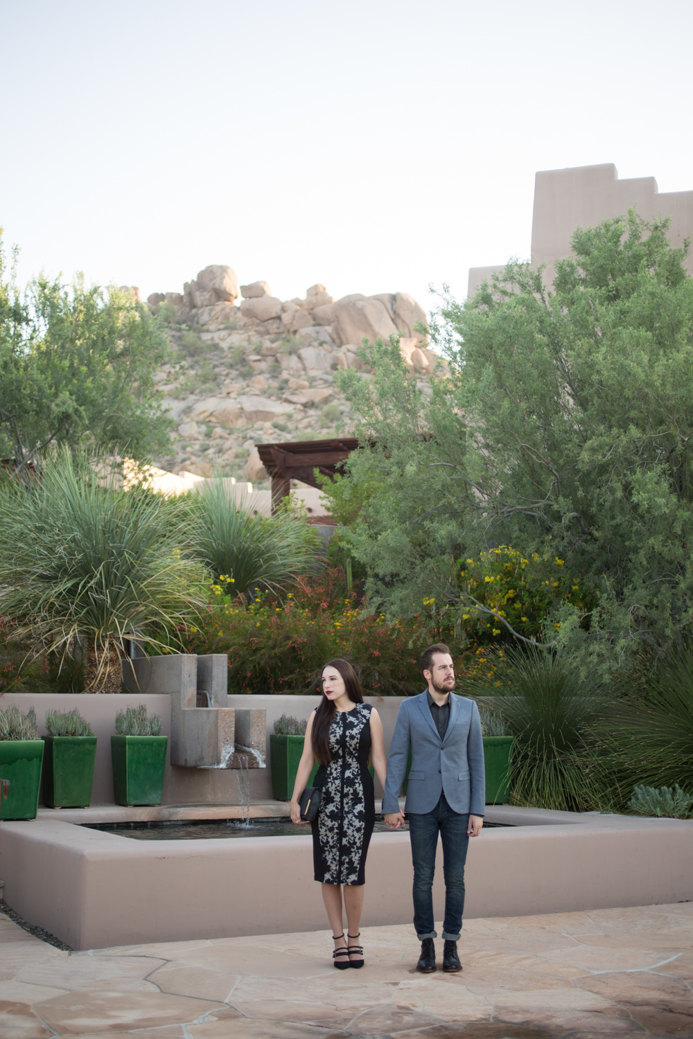 Four Seasons Resort Scottsdale at Troon North Romantic Couples Getaway
