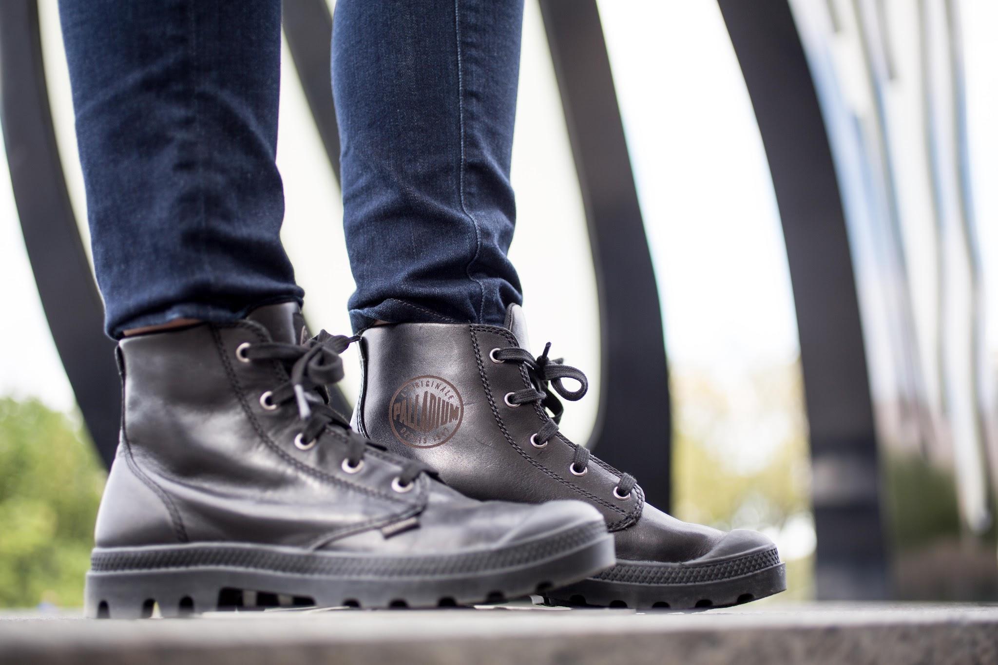 Palladium Boots for Women