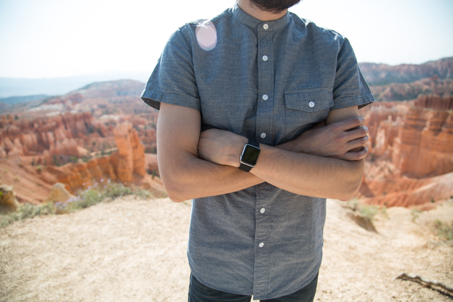Menswear Style at Bryce Canyon