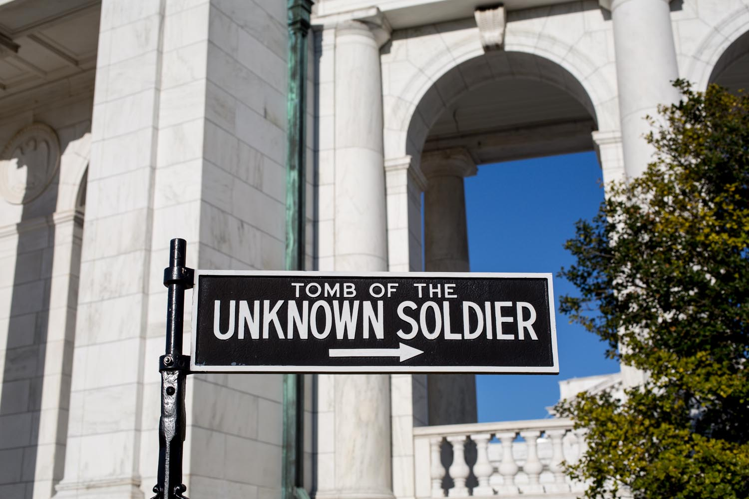 Arlington National Cemetery Tomb of The Unknown Soldier