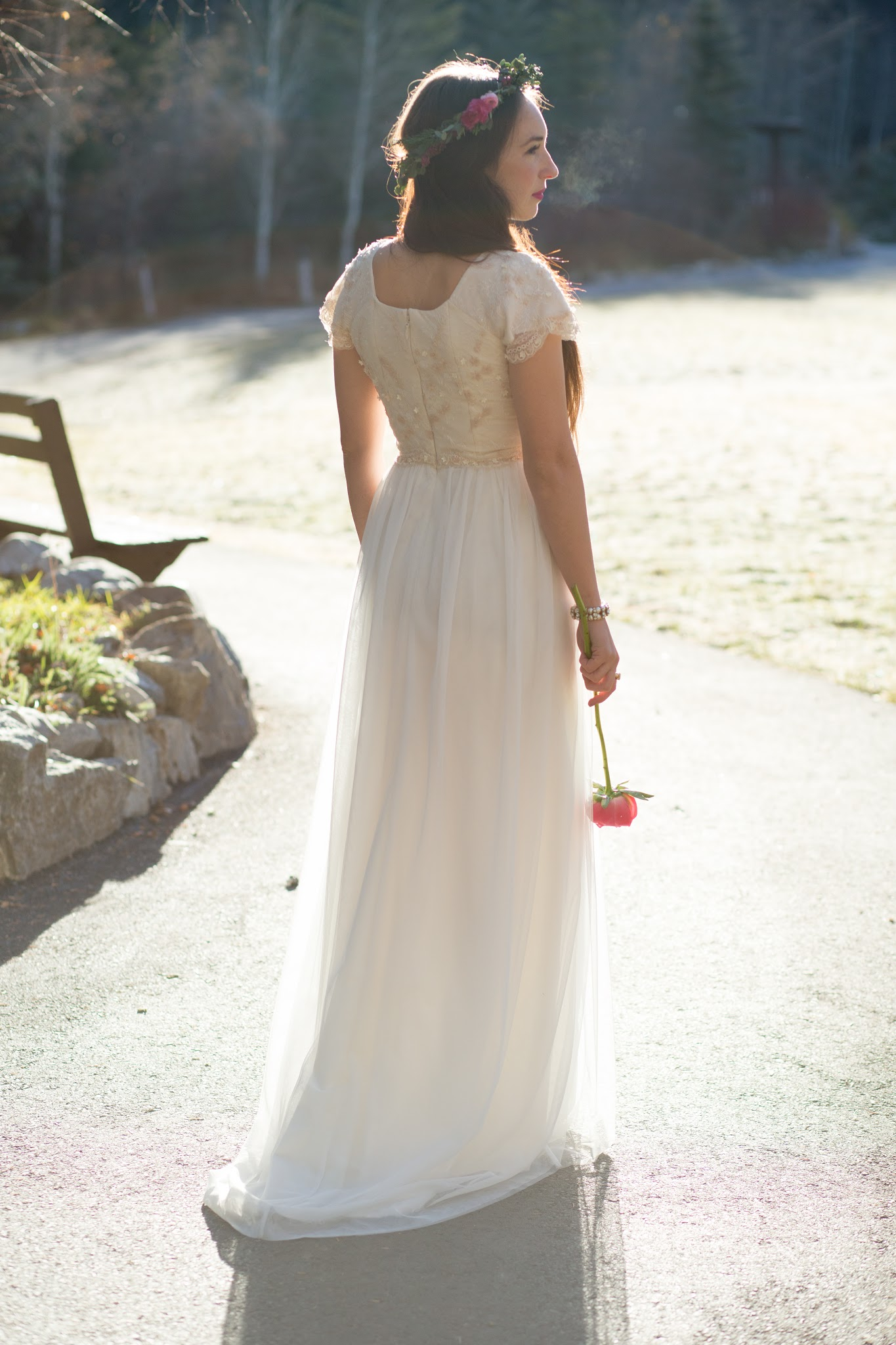 Illume Wedding Gown