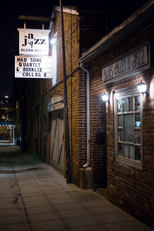 Blues Alley Jazz Bar