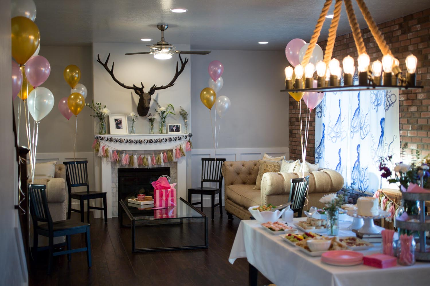 Bridal Shower Party Decorations