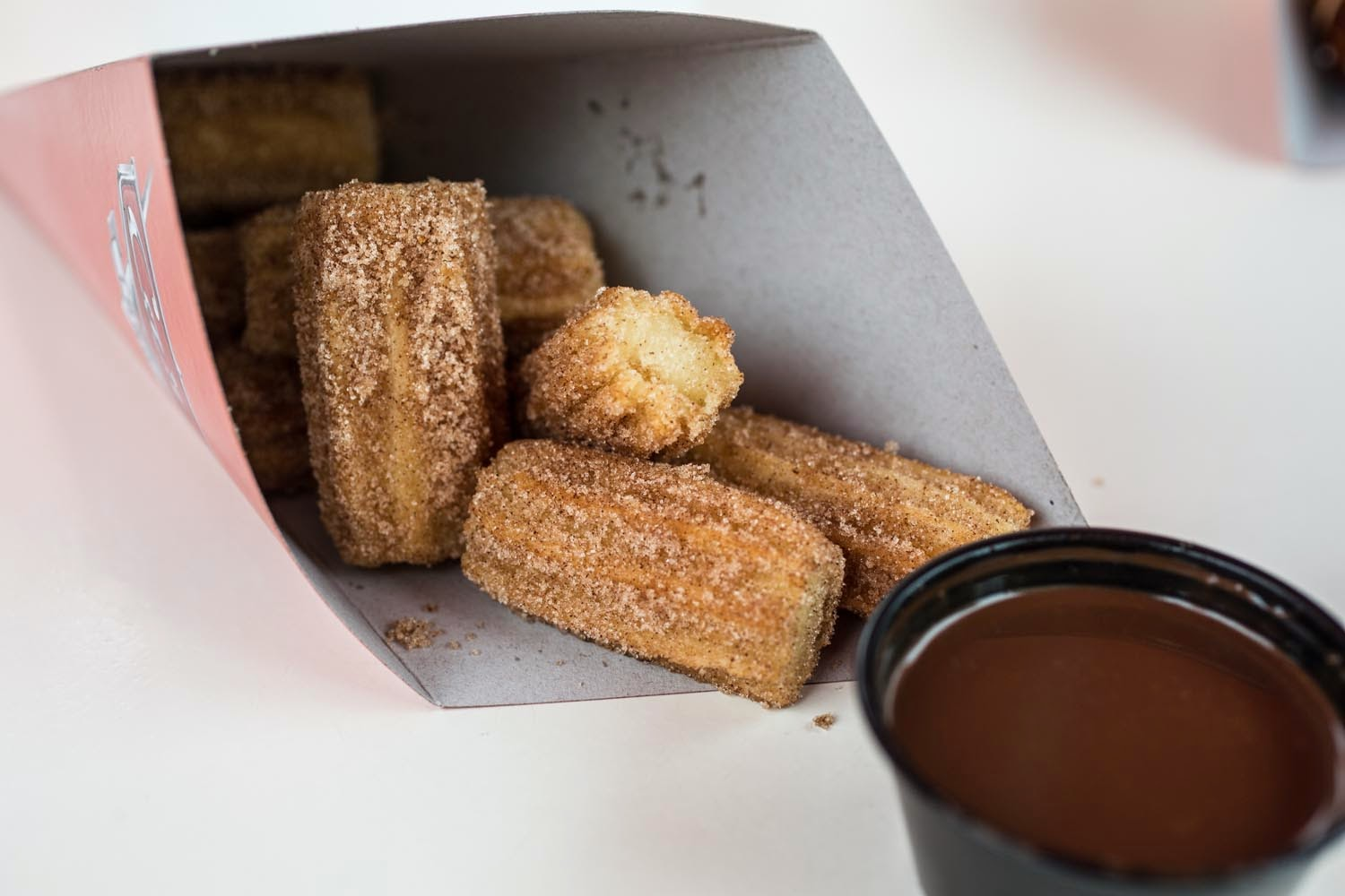 cozy cone motel churros
