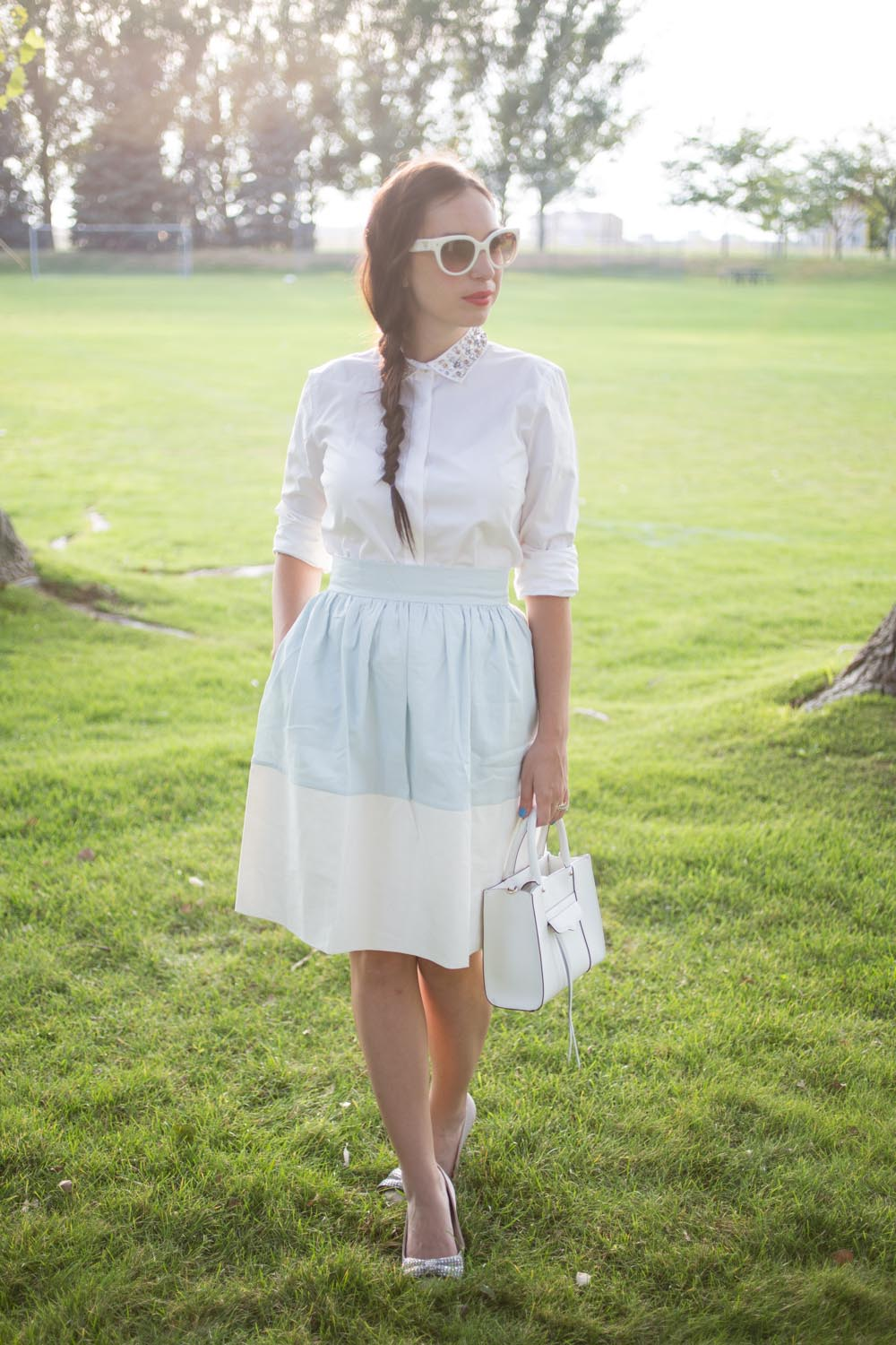 Color Block Summer Style