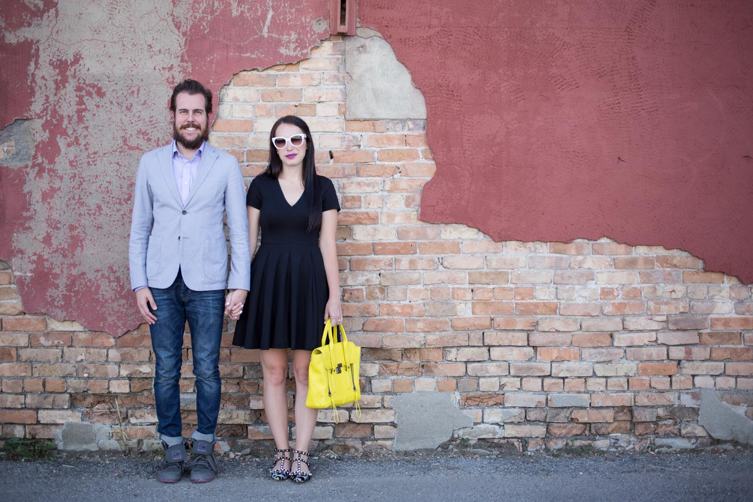 His and Her Street Style Blog