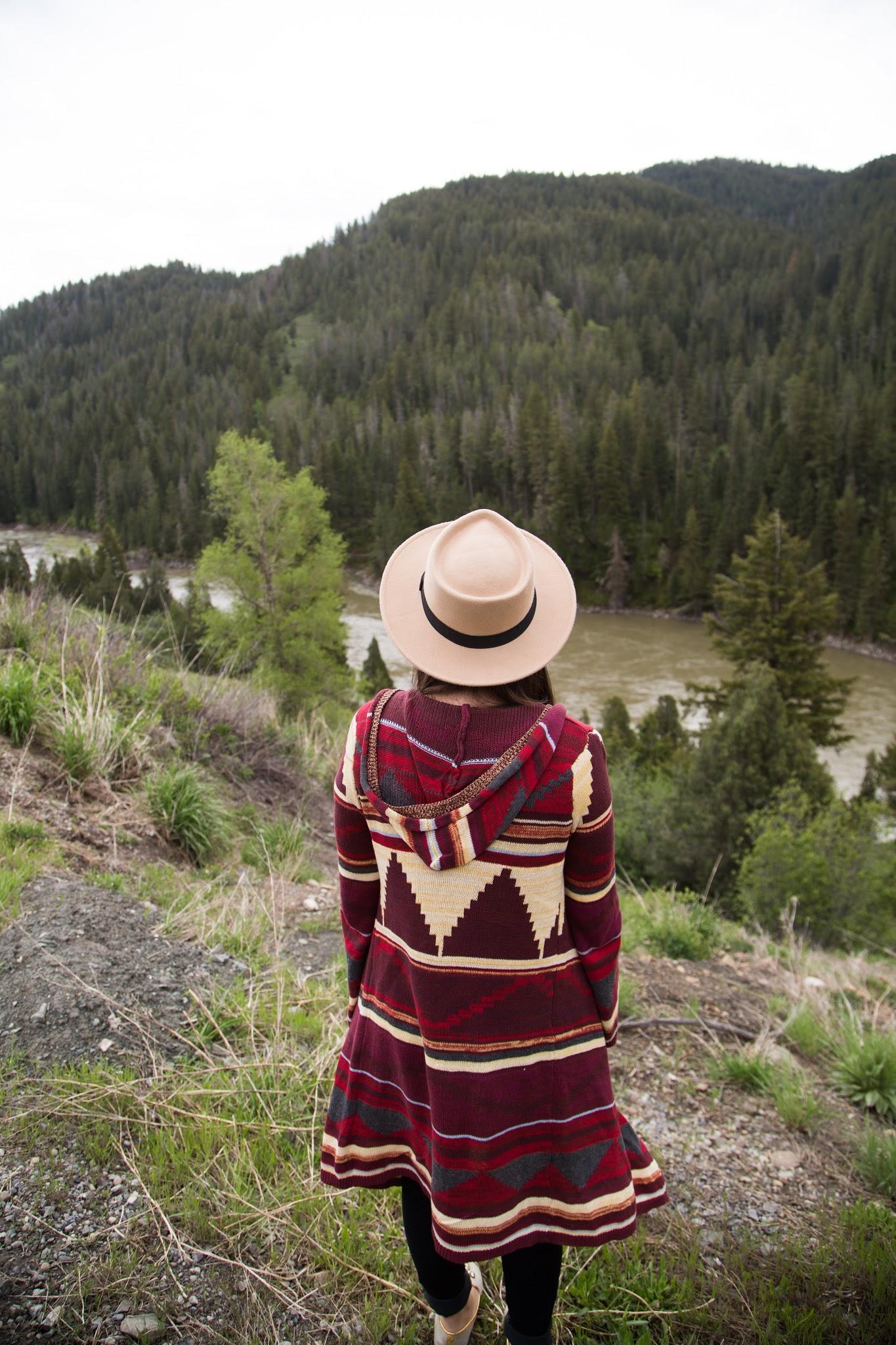 Jackson Hole Wyoming Adventure Couple
