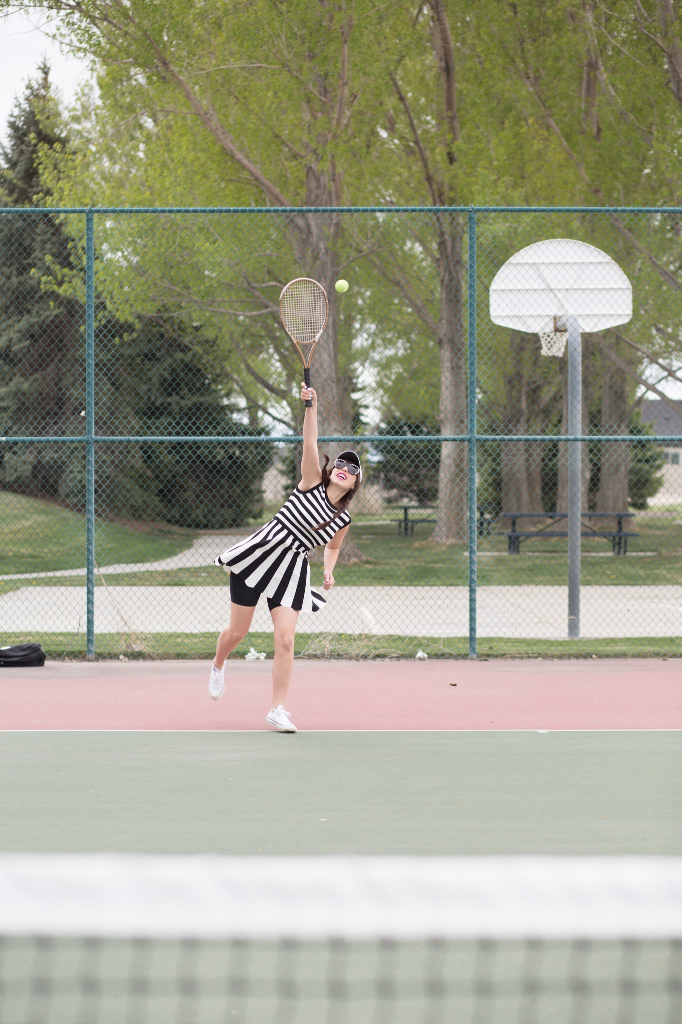 womens tennis style