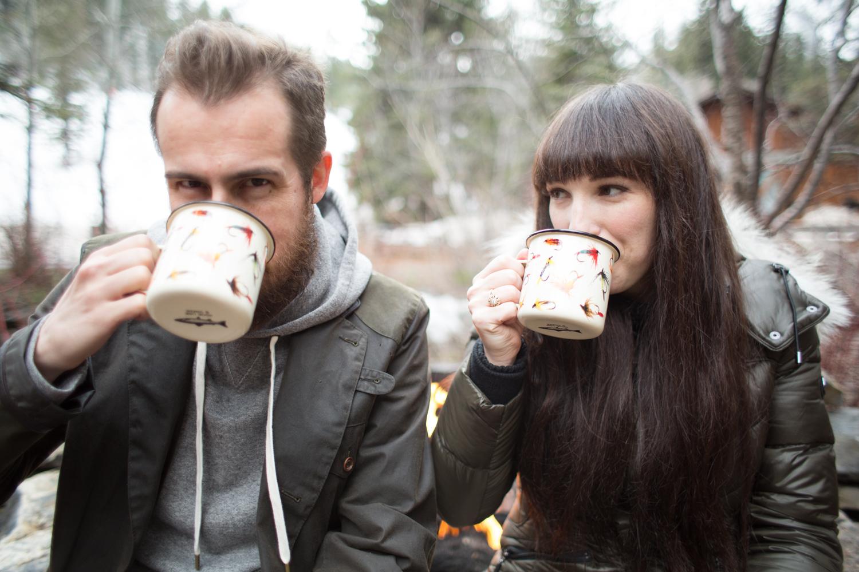Hot Chocolate Date at Sundance
