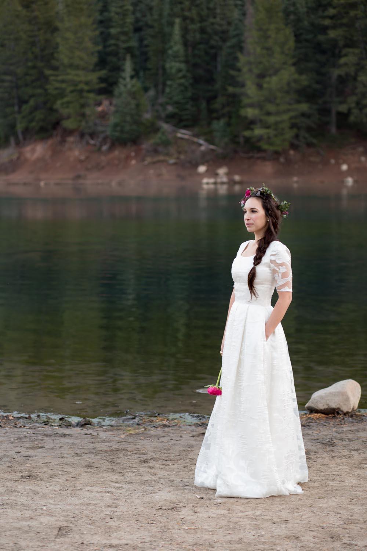 Illume Gowns Helen Dress