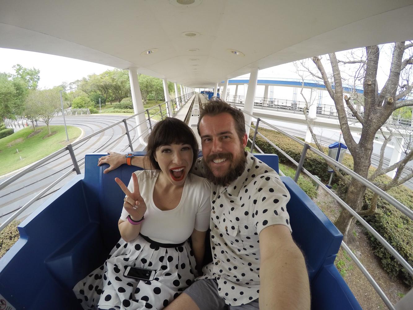 Walt Disney World Adventure Blog
