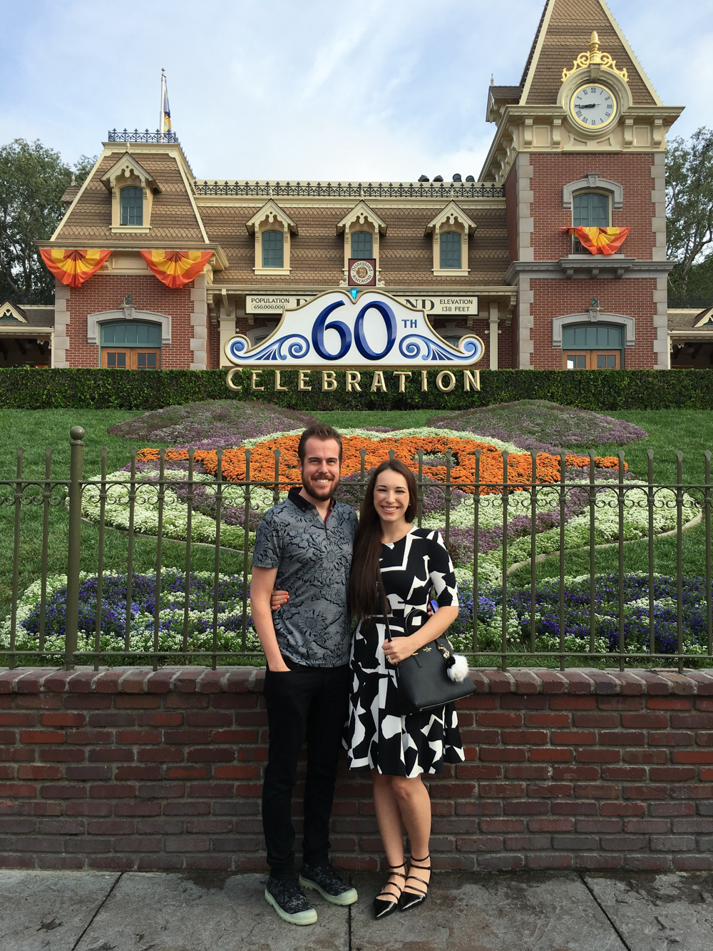 Disneyland at Halloween Time