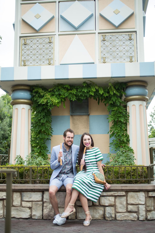 Disneyland Food Blog: Best Churro Cart