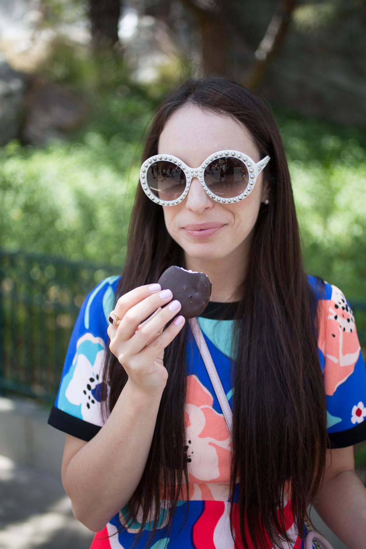 Disneyland Food Blog: Peppermint Patty