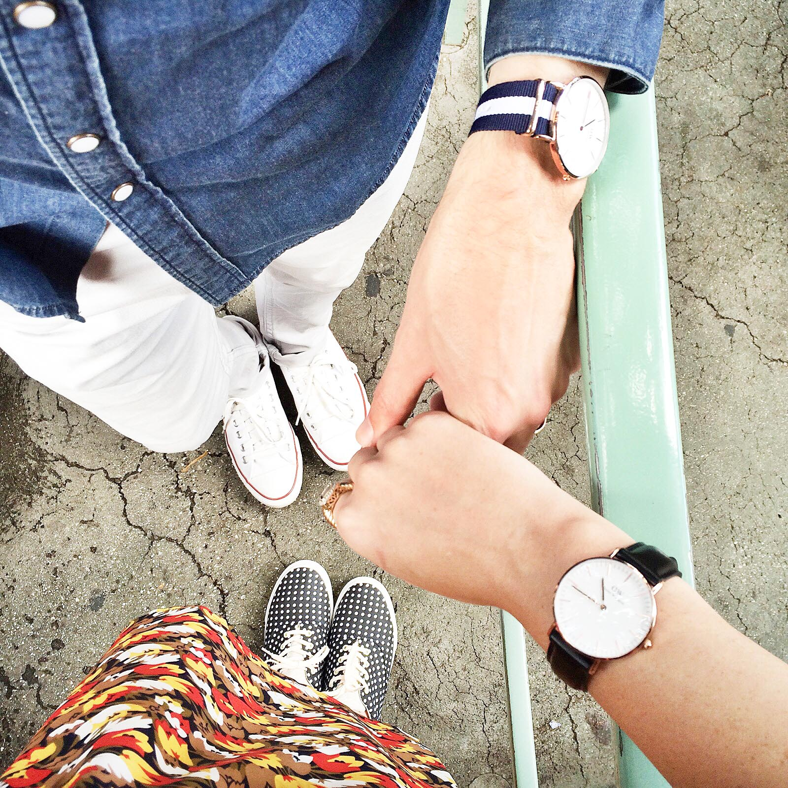 Daniel Wellington Watches for Him and Her